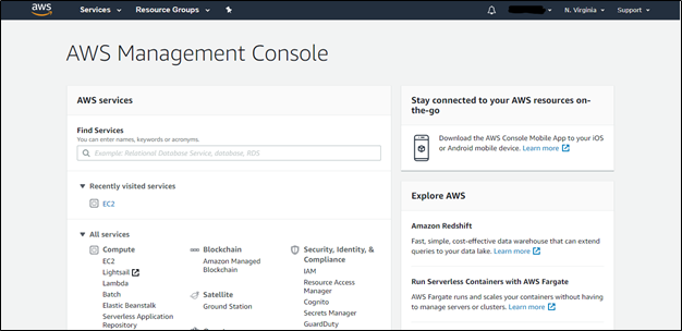 AWS Management Console